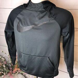 Nike Black Youth Hoodie